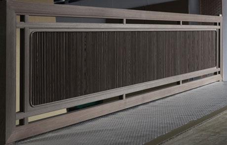 タニハタ組子の主材料 国産材 神代杉