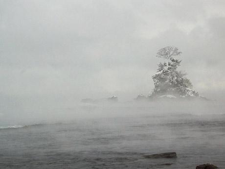 雨晴海岸 富山 組子 タニハタ