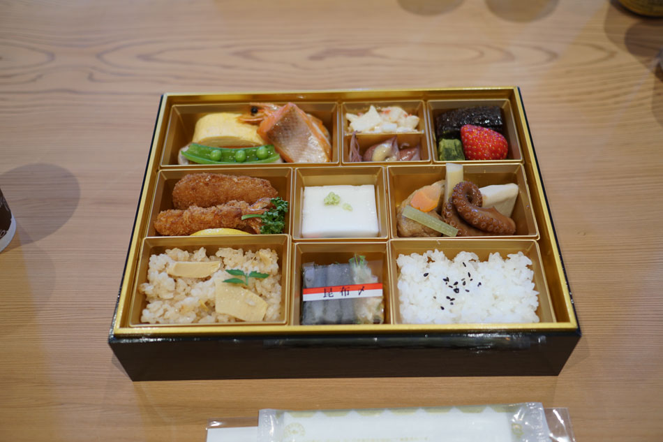 富山の食事