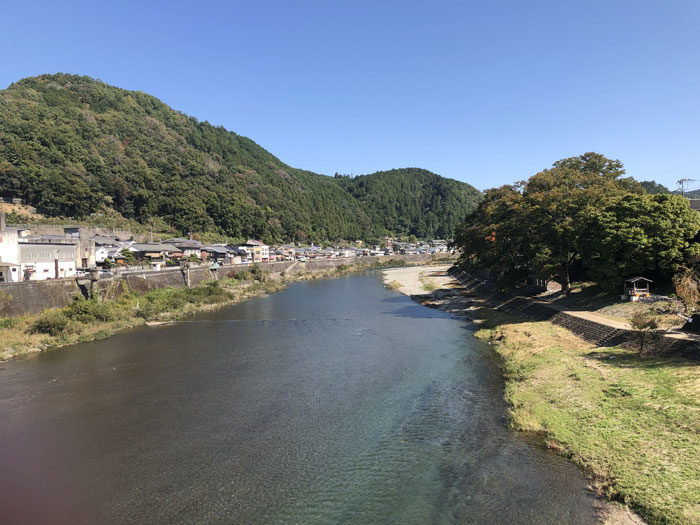 吉野杉見学 富山のものづくり 川上村 奈良