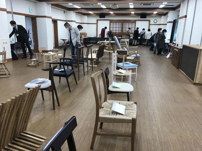 飛騨の家具フェスティバル見学 タニハタ