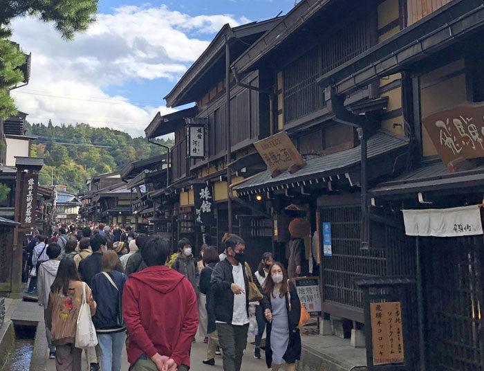 飛騨の家具フェスティバル見学 tanihata