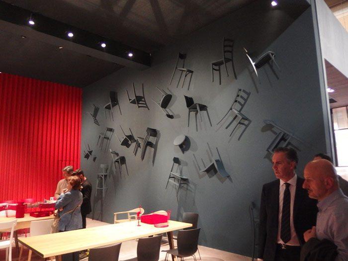 ミラノサローネ2017 椅子