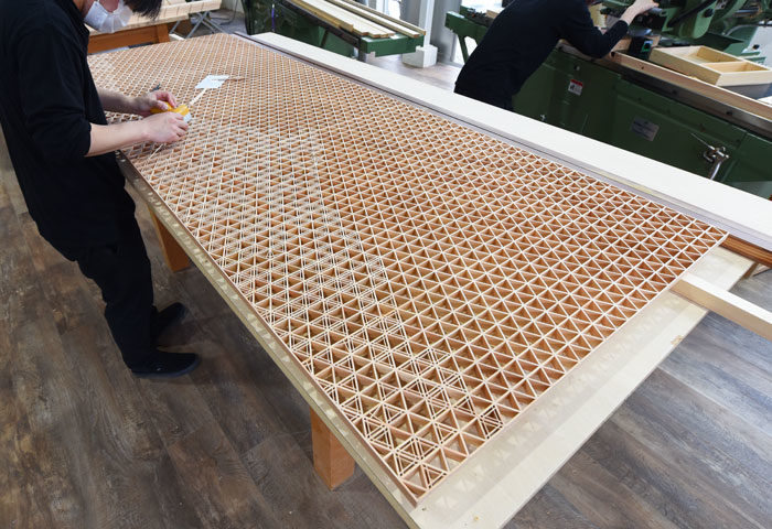 組子の材料 産地指定 杉 檜