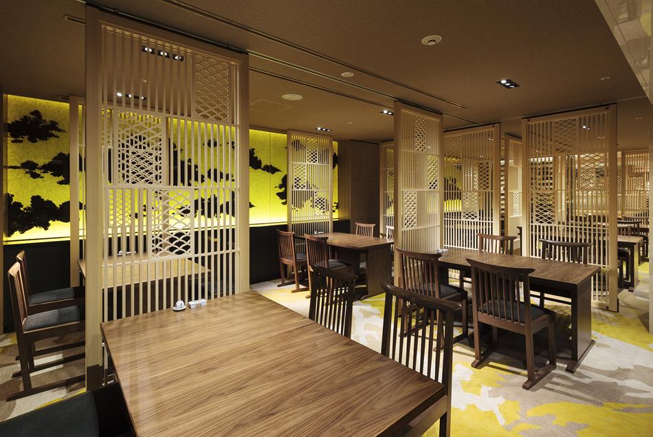 ホテル日航大阪 日本料理 弁慶 麻の葉