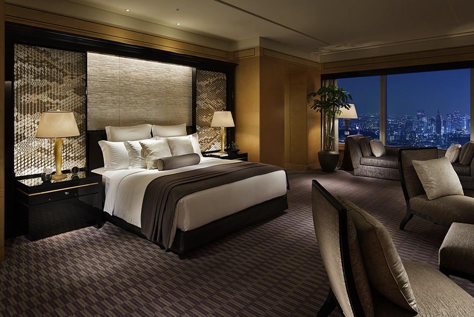 ホテル ザ・リッツカールトン東京 ザ・リッツ・カールトン スイート 美術組子
