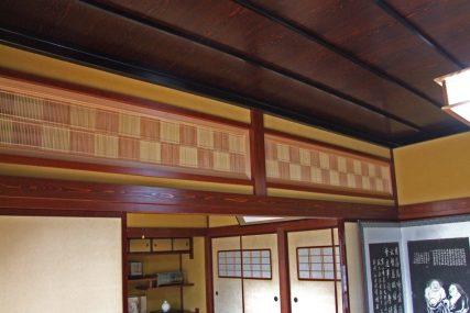 木製建具 住宅 組子らんま 組子欄間 株式会社タニハタ 富山