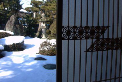 木製建具 住宅 引き戸 組子欄間 株式会社タニハタ 富山