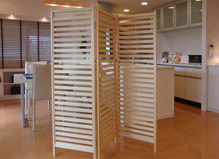 木製建具 住宅 組子スクリーン 組子欄間 株式会社タニハタ 富山