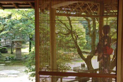 木製建具 住宅 引き戸 千本格子 和室 組子欄間 株式会社タニハタ