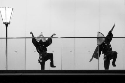 八尾 男踊り